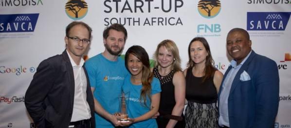SiMODiSA Startup SA Winning Pitch